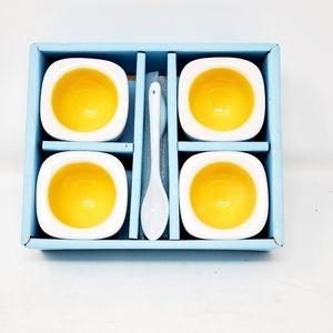 BIA Cordon Bleu Egg Cups & Spoon Set